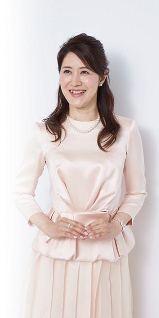 伸栄商事株式会社 代表取締役社長 三谷 千里